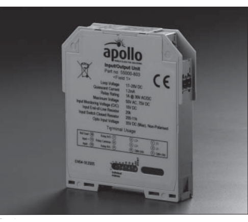 Module vào ra Apollo XP95 DIN Rail
