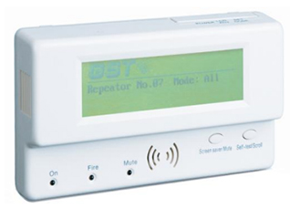 GST852RP: Repeater Panel