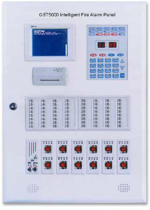 GST5000W: 2/4 loop Fire Alarm Control Panel